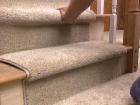 How To Install Carpet On Stairs Step By Step by Pin Install Runner Step6 Home Decorating Trends Homedit On