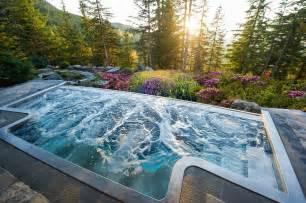 Backyard Plunge Pool 20 Beautiful Infinity Tub Ideas