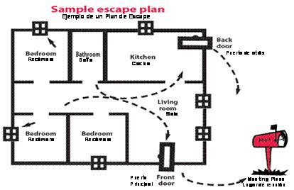 fire escape plans for home home fire safety official website of the city of tucson