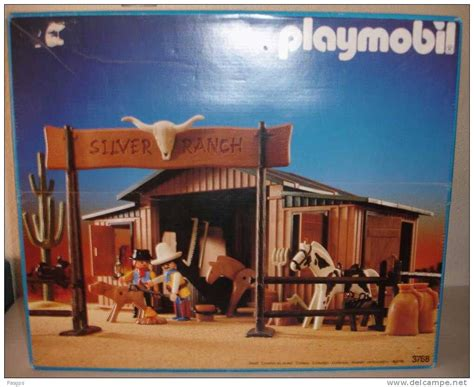 May Ranch silver ranch playmobil western 3768 from sort it apps