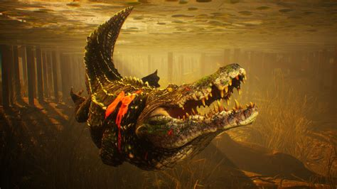 maneater crocodile deep sea  wallpapers hd wallpapers