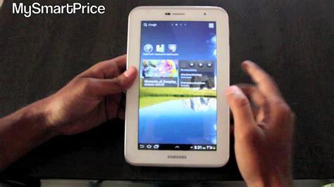 Tablet Mito 7 Inchi samsung galaxy tab 2 7 0 inch p3100 review mysmartprice