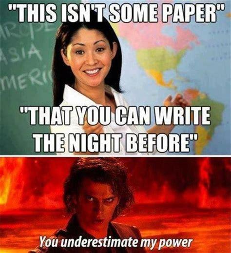 U Of L Memes - funny teacher assignments dump a day