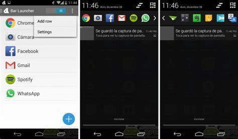 barra superior de android poner iconos de aplicaciones en barra de estado android jefe