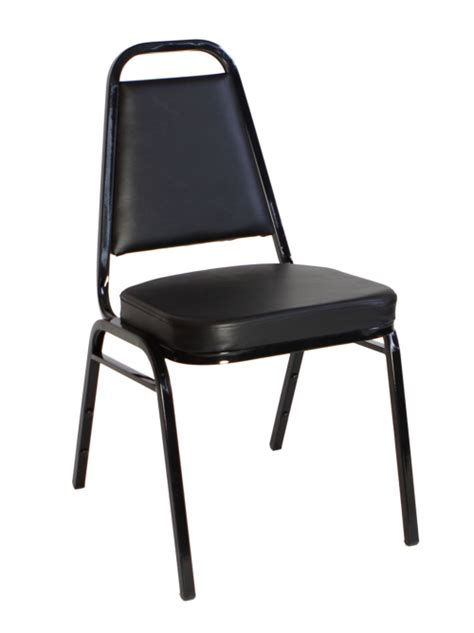 vinyl banquet chairs black banquet chairs 2 quot seat pad