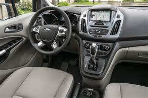 2014 ford transit connect wagon interior view photo 6