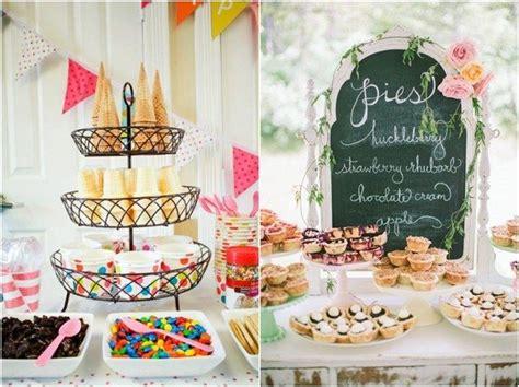 wedding dessert bar ideas 2464 best images about buffet ideas on