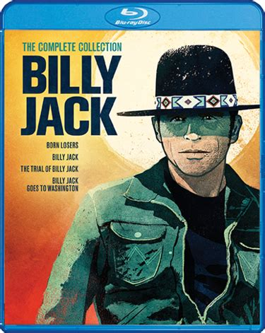 born loser definition billy jack the complete collection bluray the