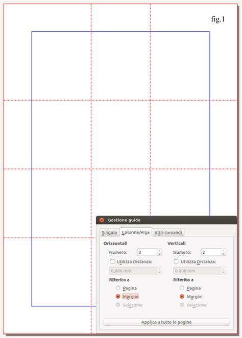 gabbia tipografica guida scribus