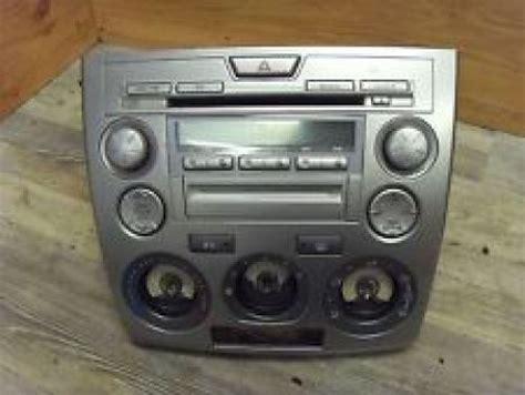 mazda 2 werksradio zu din radio umbauen mazda