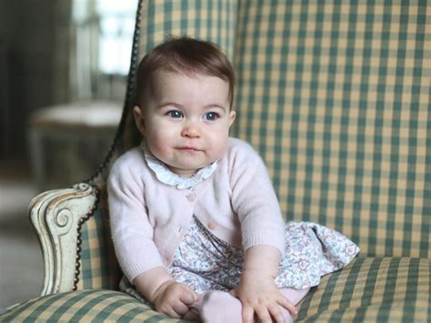 princess of england princess charlotte laughs at stuffed dog in adorable new