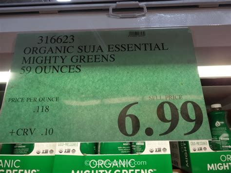 Green Detox Drink From Costco by Suja Green Juice Costco