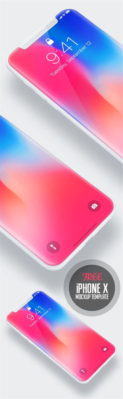 Free Iphone X Mockup Templates 28 Mock Ups Freebies Graphic Design Junction Iphone X Mockup Template
