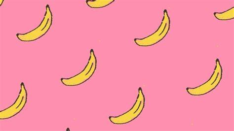 wallpaper banana pink wallpaper animated gif 3942644 by bobbym on favim com