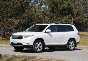 2013 Toyota Highlander Reviews 2013 Toyota Highlander Problems Defects Complaints