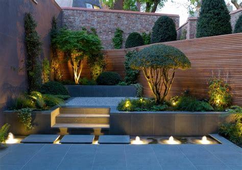 Merveilleux Deco Jardin Zen Pas Cher #1: bassin-deau-deco-jardin-moderne.jpg