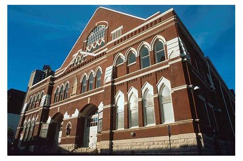 ryman auditorium coupons