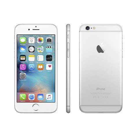 I Phone 6 16 Gb iphone 6 16gb plata alkosto tienda