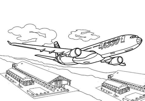coloring pages airplanes and helicopters planes coloring pages bestofcoloring com