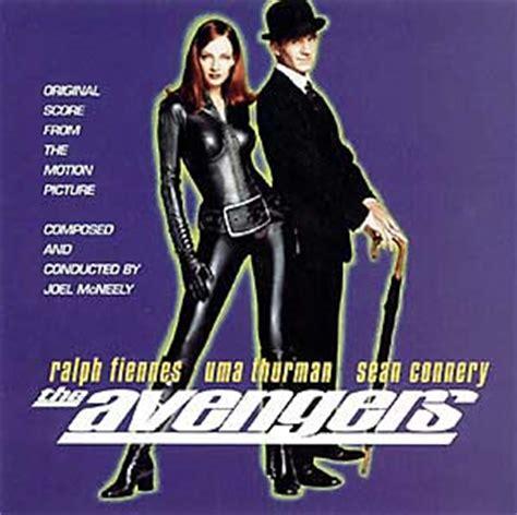 The Avengers 1998 Film Joel Mcneely The Avengers 1998