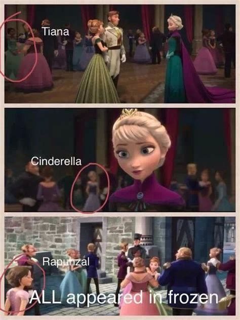 Frozen Movie Memes - frozen meme do you buy that tiana cinderella and rapunzel were all at the coronation