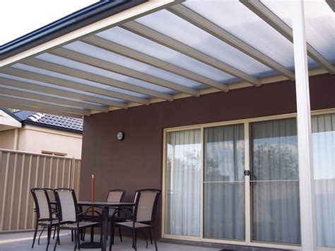Garage Canopy Awning Creative Outdoors Flat Roof Gawler South Creative