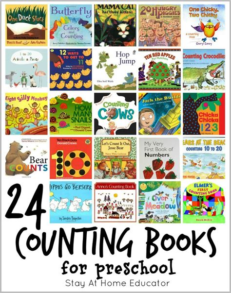 numbers counting numbers counting picture book ages 2 7 for toddlers preschool kindergarten fundamentals series books 72 of the absolute best math picture books for