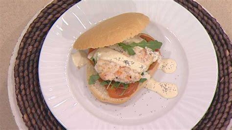 cocinar con merluza cocina con sergio hamburguesa de merluza cocina con