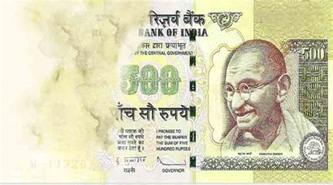 rs 1000 and 500 notes rs 500 and 1000 currency demonitised decision to dent