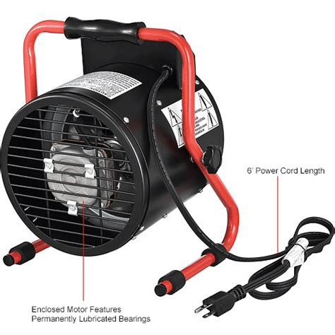 120 volt garage heater heaters portable electric portable electric garage space heater 1500 watt 120v with