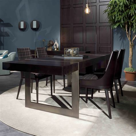 Large Modern Dining Tables Large High End Modern Italian Designer Dining Table