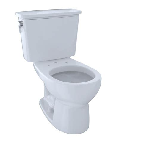 Eco Drake Toilet 1 28 Gpf by Toto Eco Drake Transitional 2 Piece 1 28 Gpf Single Flush