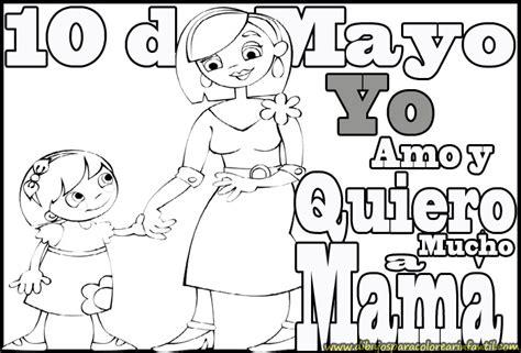 dibujos para colorear del 10 de mayo dibujos para colorear del 10 de mayo