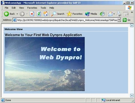 sap abap webdynpro tutorial web dynpro archives abap tutorials