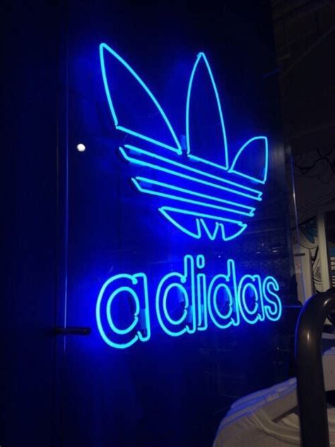 Kygo Blue Violet adidas aesthetic blue grunge neon image 3860160 by