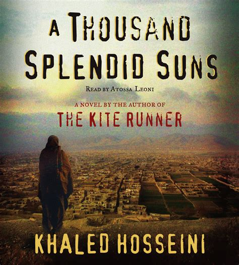 themes in the kite runner and a thousand splendid suns khaled hosseini official publisher page simon