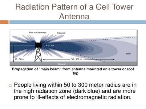 mobile phone radiations mobile tower radiation