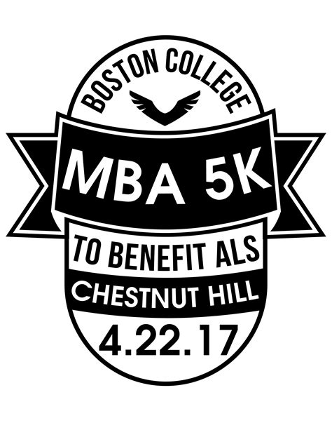 Mba Events Boston by Bc Mba 5k For Als 04 22 17