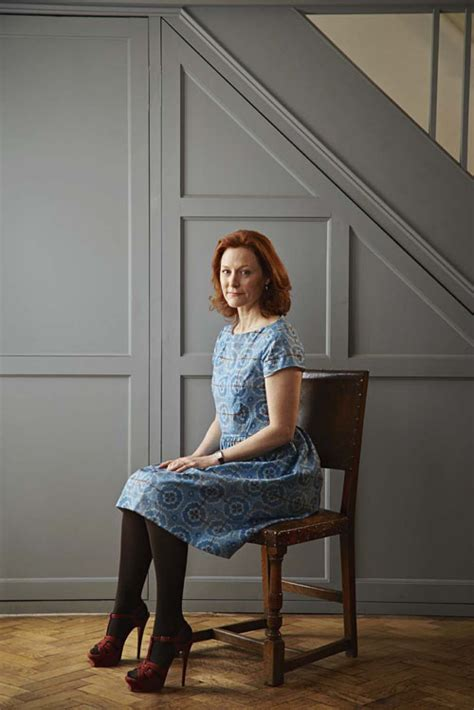 English Homes Interiors alun callender an afternoon date with geraldine somerville