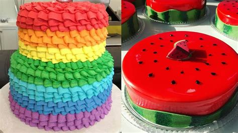 the most beautiful cake decorating ideas