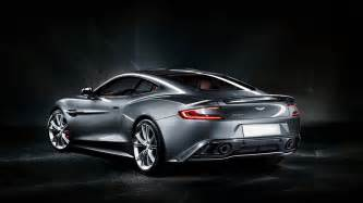 Aston Martin Vanqush 2014 Aston Martin Vanquish Ready For The Pebble
