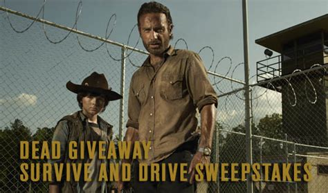Walking Dead Play Dead Sweepstakes - blogs the walking dead you could win the hyundai tucson from the walking dead or