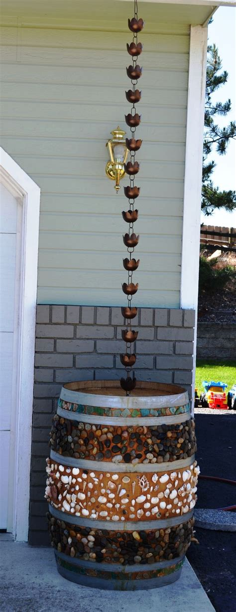 images  rain barrel decorating ideas