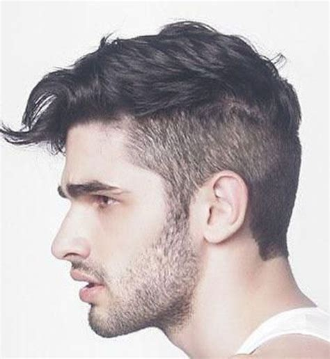 basic hairstyles for hairstyle for small face what are the 28 edgy disconnected undercuts for modern men
