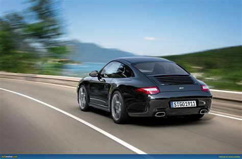 Ausmotive Com 187 Porsche 911 Black Edition