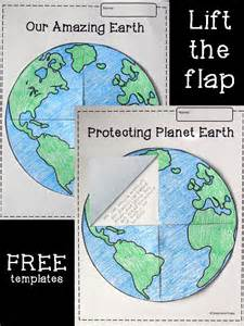 earth template thematic thursday celebrates earth day comprehension