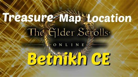 betnikh treasure map the elder scrolls treasure map location betnikh