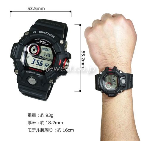 Rangeman Gw 9400dcj 1dr casio カシオ 腕時計 g shock ジーショック gショック rangeman レンジマン gw 9400