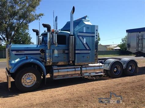 w model kenworth trucks for sale 1983 kenworth w model 925 78a my rigs