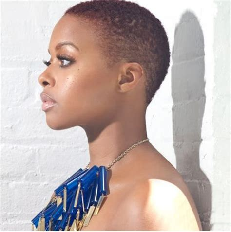 boycut hairstyle for blackwomen cute boy cut with color short natural hairstyles short